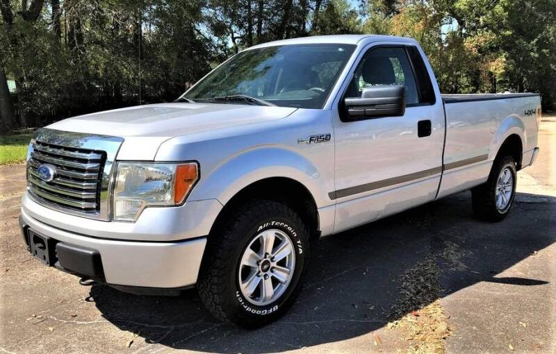 2010 Ford F-150 for sale at Prime Autos in Pine Forest TX