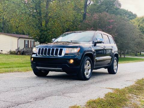 2013 Jeep Grand Cherokee for sale at Speed Auto Mall in Greensboro NC