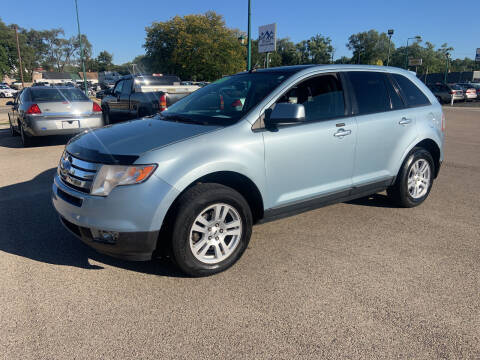 2008 Ford Edge for sale at Peak Motors in Loves Park IL
