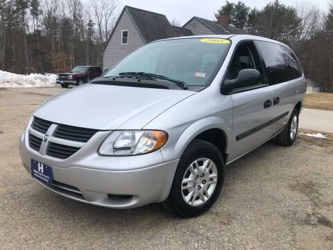 2005 Dodge Grand Caravan for sale at Hornes Auto Sales LLC in Epping NH
