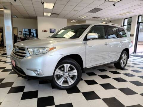 2012 Toyota Highlander for sale at Cool Rides of Colorado Springs in Colorado Springs CO