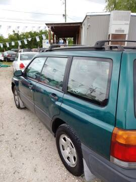 2000 Subaru Forester for sale at Finish Line Auto LLC in Luling LA