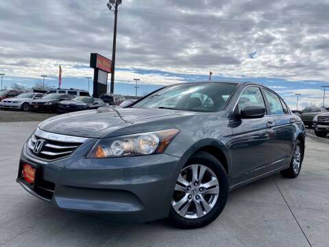 2011 Honda Accord for sale at ALIC MOTORS in Boise ID