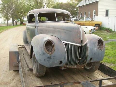 1939 Ford Deluxe for sale at Haggle Me Classics in Hobart IN