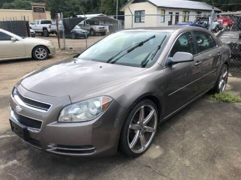 2010 Chevrolet Malibu for sale at River City Autoplex in Natchez MS