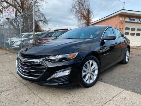 2019 Chevrolet Malibu for sale at Seaview Motors and Repair LLC in Bridgeport CT