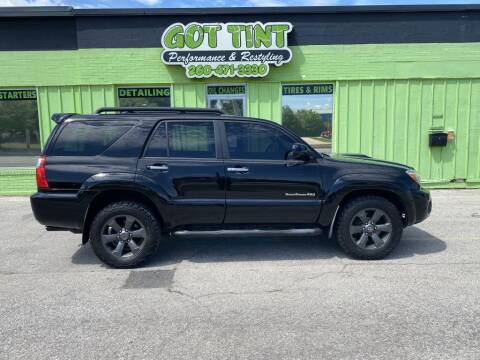 2008 Toyota 4Runner for sale at GOT TINT AUTOMOTIVE SUPERSTORE in Fort Wayne IN