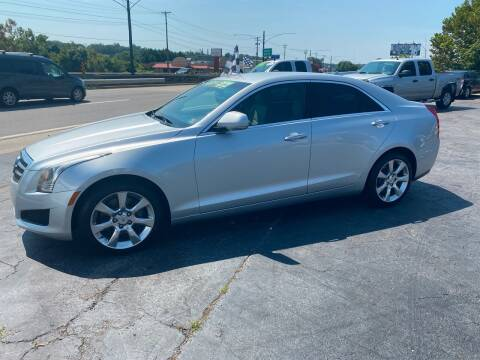 2013 Cadillac ATS for sale at Brian Jones Motorsports Inc in Danville VA