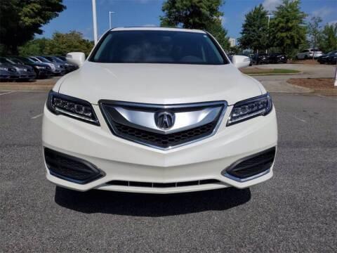 2018 Acura RDX for sale at Southern Auto Solutions - Georgia Car Finder - Southern Auto Solutions - Acura Carland in Marietta GA