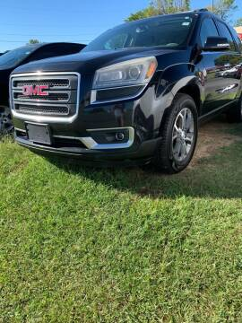 2013 GMC Acadia for sale at BRYANT AUTO SALES in Bryant AR