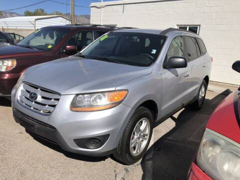 2011 Hyundai Santa Fe for sale at Top Gun Auto Sales, LLC in Albuquerque NM