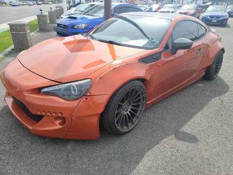 2015 Scion FR-S for sale at Artistic Auto Group, LLC in Kennewick WA