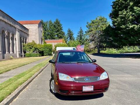 2006 Ford Focus for sale at EZ Deals Auto in Seattle WA