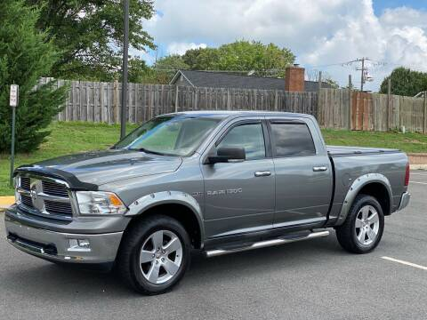 2012 RAM Ram Pickup 1500 for sale at Superior Wholesalers Inc. in Fredericksburg VA