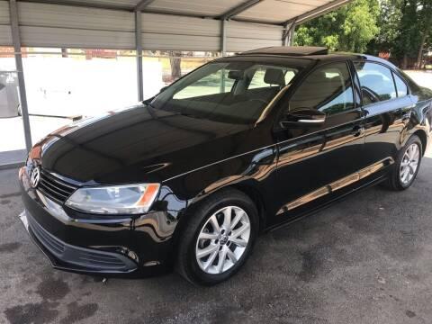 2012 Volkswagen Jetta for sale at Cherry Motors in Greenville SC