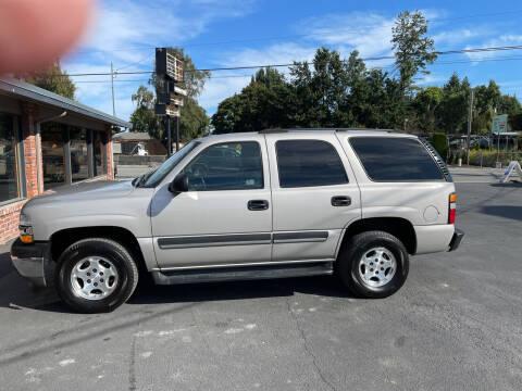 2005 Chevrolet Tahoe for sale at Westside Motors in Mount Vernon WA