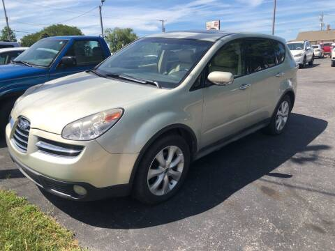 2006 Subaru B9 Tribeca for sale at Prospect Auto Mart in Peoria IL