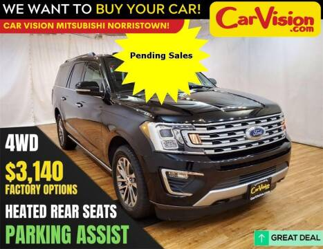 2018 Ford Expedition MAX for sale at Car Vision Mitsubishi Norristown in Norristown PA