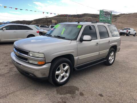 2006 Chevrolet Tahoe for sale at Hilltop Motors in Globe AZ