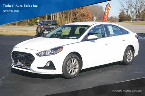 2018 Hyundai Sonata for sale at Tarheel Auto Sales Inc. in Rocky Mount NC