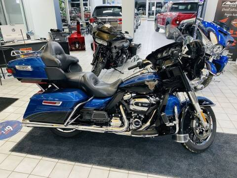 2018 Harley-Davidson® FLHTK - Ultra Limited 115th An for sale at Street Track n Trail in Conneaut Lake PA