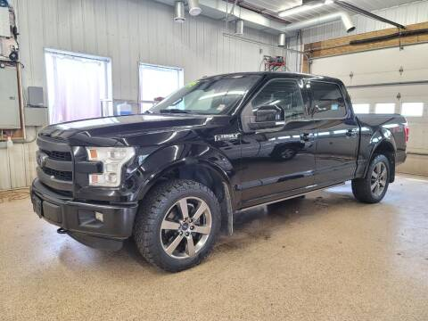 2016 Ford F-150 for sale at Sand's Auto Sales in Cambridge MN