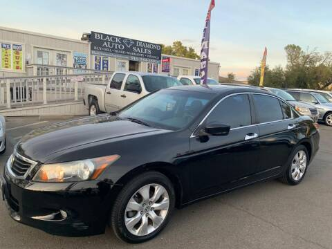 2010 Honda Accord for sale at Black Diamond Auto Sales Inc. in Rancho Cordova CA