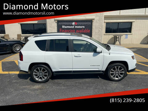 2014 Jeep Compass for sale at Diamond Motors in Pecatonica IL