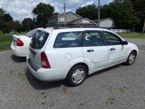 2004 Ford Focus for sale at English Autos in Grove City PA