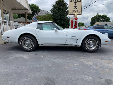 1977 Chevrolet Corvette for sale at Waltz Sales LLC in Gap PA
