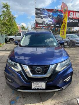 2017 Nissan Rogue for sale at Simon Auto Group in Newark NJ