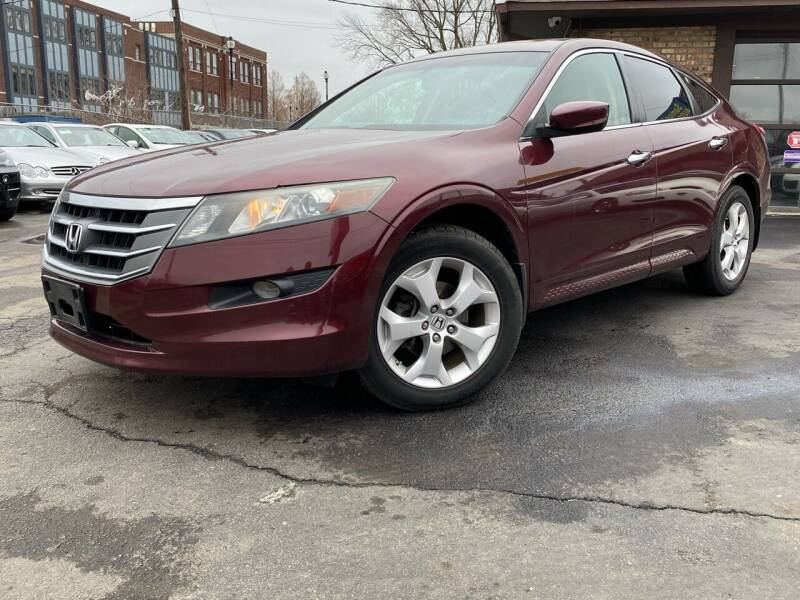 2012 Honda Crosstour for sale at Samuel's Auto Sales in Indianapolis IN