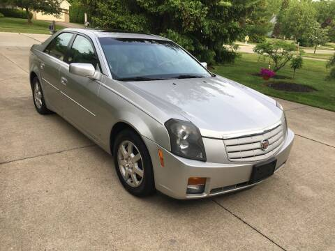2007 Cadillac CTS for sale at Payless Auto Sales LLC in Cleveland OH