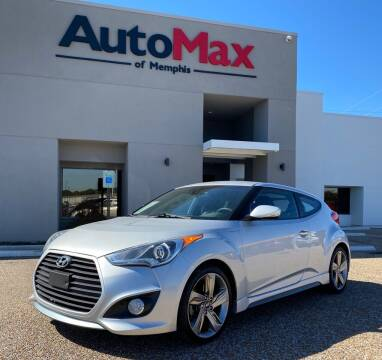 2013 Hyundai Veloster for sale at AutoMax of Memphis in Memphis TN