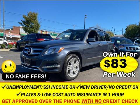 2014 Mercedes-Benz GLK for sale at AUTOFYND in Elmont NY
