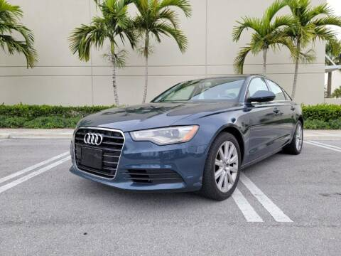 2014 Audi A6 for sale at Keen Auto Mall in Pompano Beach FL