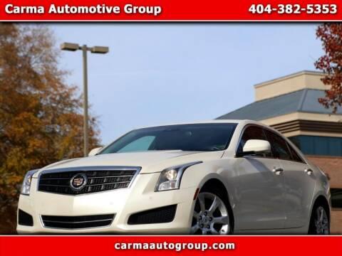 2014 Cadillac ATS for sale at Carma Auto Group in Duluth GA