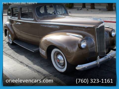 1941 Packard 0NE TWENTY