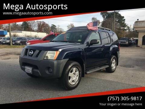 2008 Nissan Xterra for sale at Mega Autosports in Chesapeake VA
