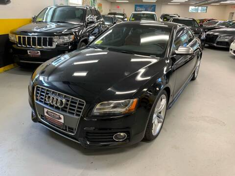 2012 Audi S5 for sale at Newton Automotive and Sales in Newton MA
