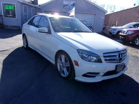 2011 Mercedes-Benz C-Class for sale at Top Line Import in Haverhill MA