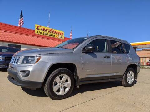2016 Jeep Compass for sale at CarZoneUSA in West Monroe LA