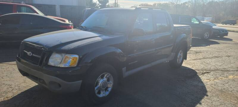 2001 Ford Explorer Sport Trac for sale at Steve's Auto Sales in Madison WI