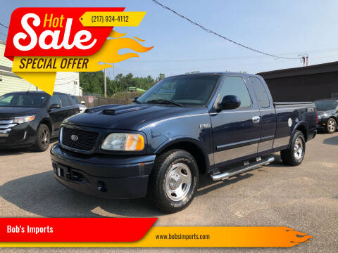 2003 Ford F-150 for sale at Bob's Imports in Clinton IL