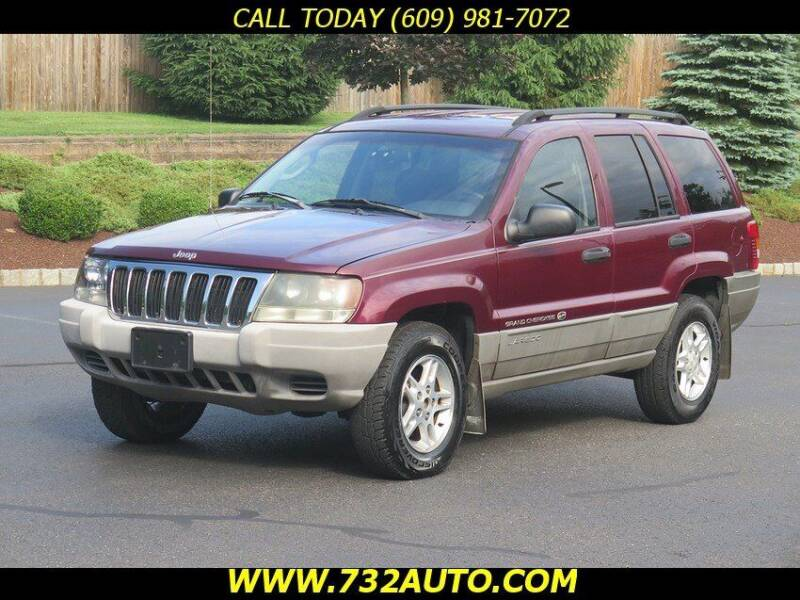 2002 Jeep Grand Cherokee for sale at Absolute Auto Solutions in Hamilton NJ
