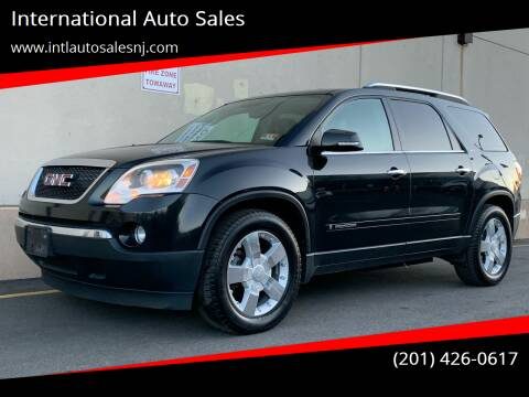 2008 GMC Acadia for sale at International Auto Sales in Hasbrouck Heights NJ