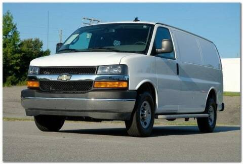 2019 Chevrolet Express Cargo for sale at WHITE MOTORS INC in Roanoke Rapids NC