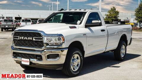 2022 RAM Ram Pickup 2500 for sale at Meador Dodge Chrysler Jeep RAM in Fort Worth TX