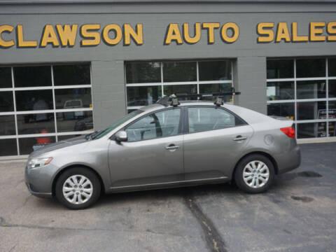 2010 Kia Forte for sale at Clawson Auto Sales in Clawson MI