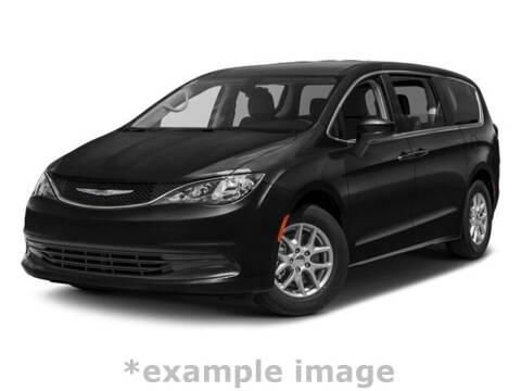 2017 Chrysler Pacifica for sale at Coast to Coast Imports in Fishers IN